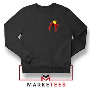 King Crab Fishing Best Black Sweatshirt