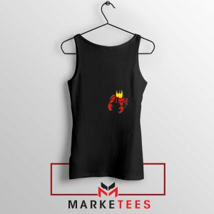 King Crab Fishing Best Black Tank Top