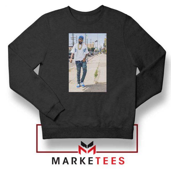 Nipsey Hussle Rapper Cheap Sweatshirt
