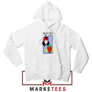 Scarlet Witch and The Vision Hoodie