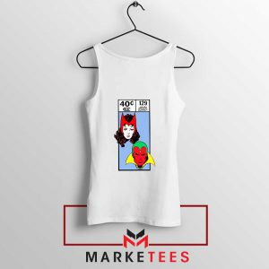 Scarlet Witch and The Vision Tank Top