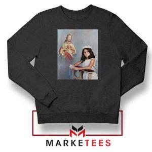 Selena Gomez First Communion Sweatshirt