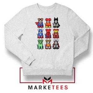 Superdogs Animal Best Sweatshir