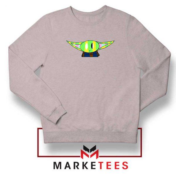 The Child Character Best Sport Grey Sweatshirt