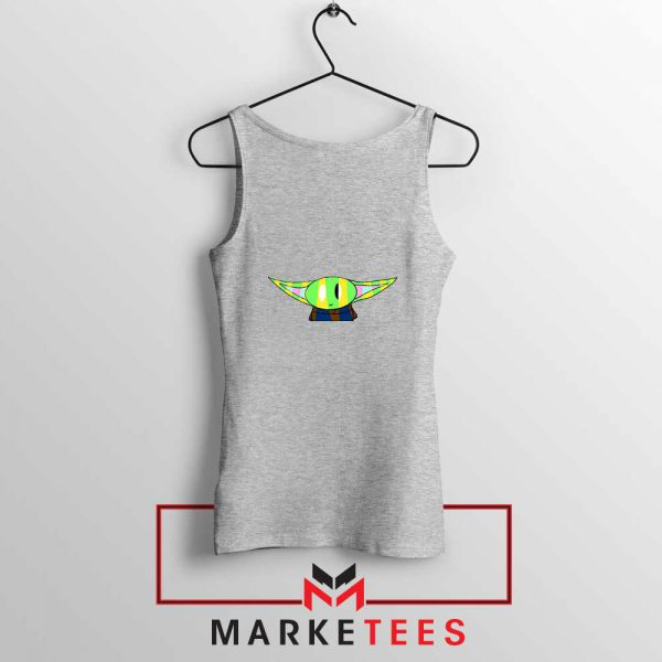 The Child Character Best Sport Grey Tank Top