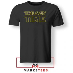 Trilogy Time TV Show Best Tshirt