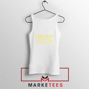 Trilogy Time TV Show Best White Tank Top