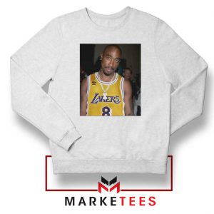 Tupac Lakers 2021 Best Sweatshirt