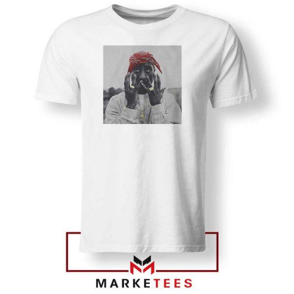Tupac Speechless 2021 Best White Tshirt