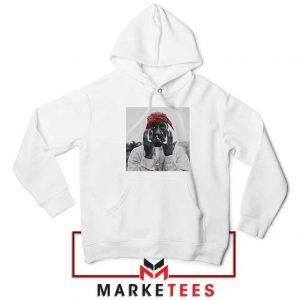 Tupac Speechless 2021 New White Hoodie