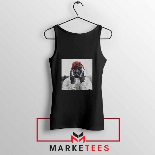 Tupac Speechless Cheap Tank Top