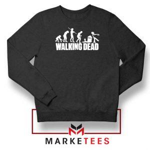 Walking Dead Zombie Evolution Sweatshirt