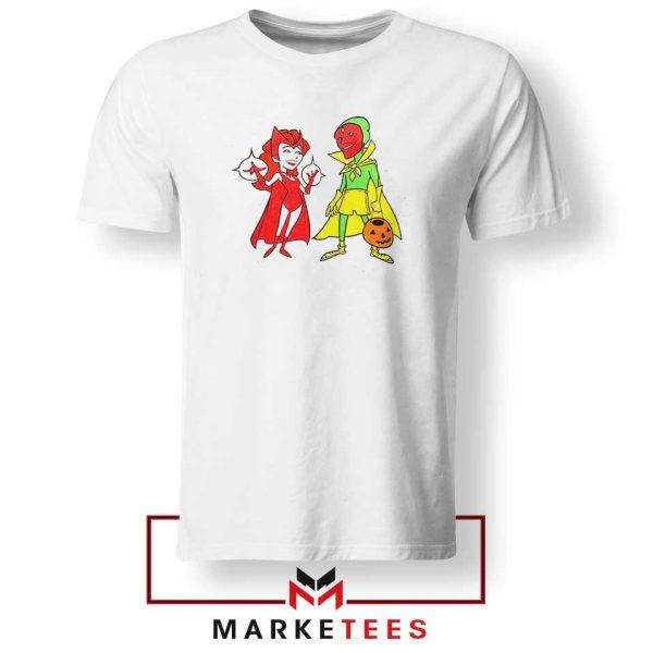 Wandavision Cartoon 2021 Best Tshirt