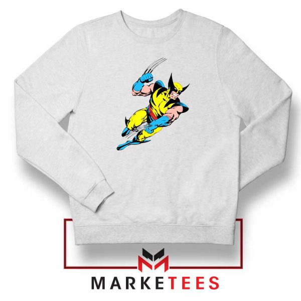 Wolverine Mutant Marvel Sweatshirt