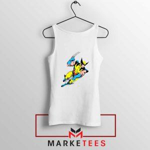 Wolverine Mutant Marvel Tank Top