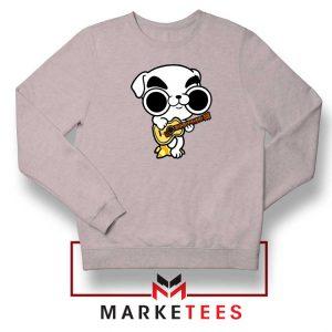 Animal Crossing Nintendo Rock Grey Sweatshirt