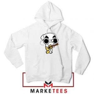 Animal Crossing Nintendo Rock Hoodie
