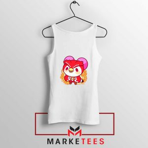 Bird Animal Crossing Series Tank Top