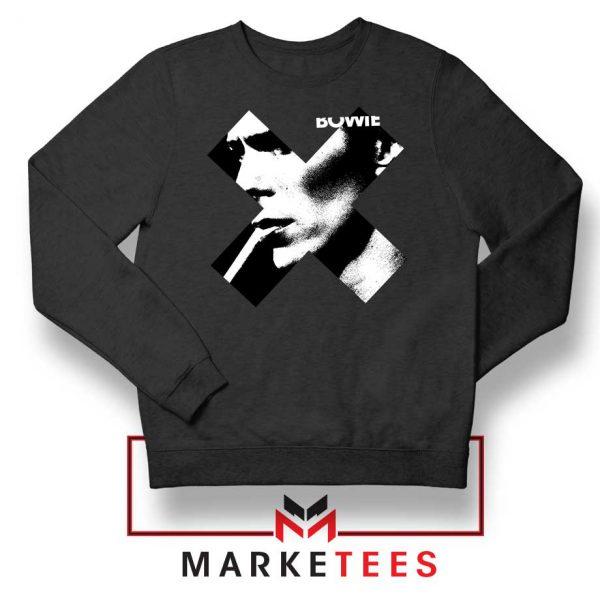 Bowie X Smoke Art Rock Best Sweatshirt