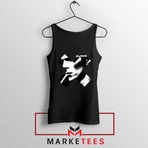 Bowie X Smoke Art Rock Best Tank Top