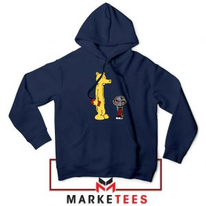 DOOM and Lord Quas Best Navy Blue Hoodie