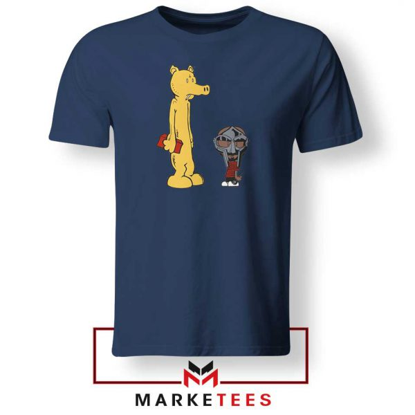 DOOM and Lord Quas Best Navy Blue Tshirt