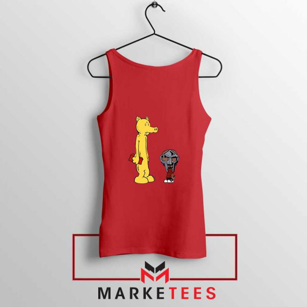 DOOM and Lord Quas Best Red Tank Top