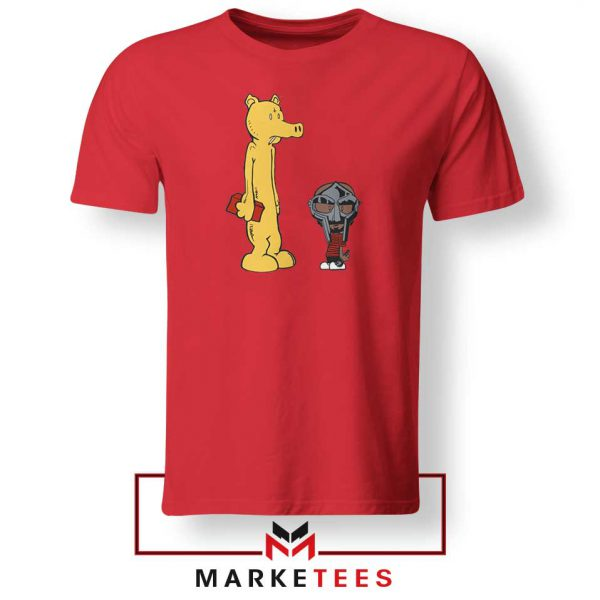 DOOM and Lord Quas Best Red Tshirt