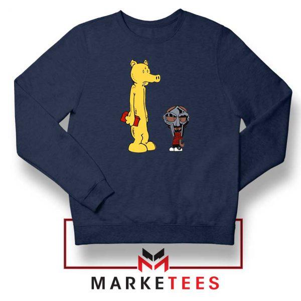 DOOM and Lord Quas Navy Blue Sweatshirt