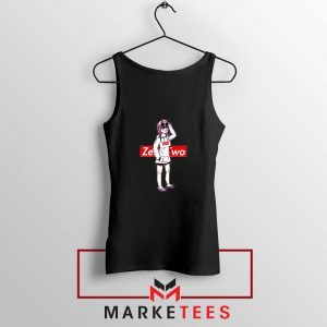 Darling In The Franxx Brand Black Tank Top
