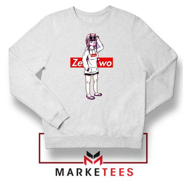 Darling In The Franxx Brand Sweatshirt