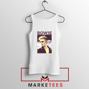 David Bowie Actor Smoke New Tank Top