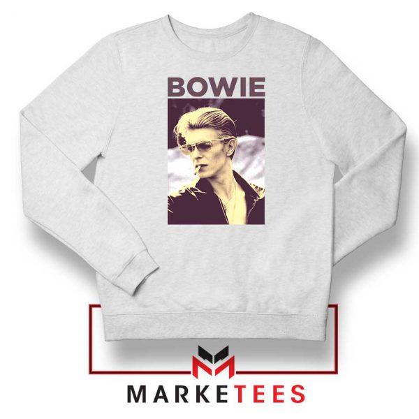 David Bowie Actor Smoke Nice Sweatshirt