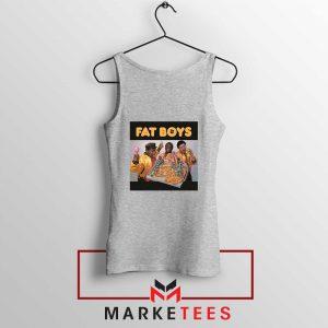 Fat Boys 80s Rap Cool Best Sport Grey Tank Top