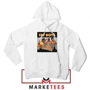 Fat Boys 80s Rap Cool Cheap Hoodie
