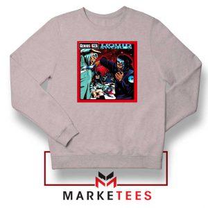 GZA Liquid Swords Album Grey Sweatshirt