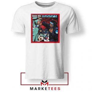 GZA Liquid Swords Album Tshirt