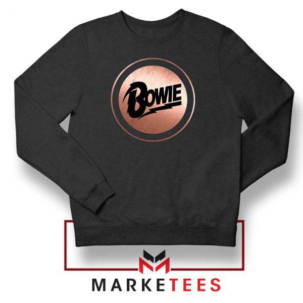 Global Icon Music David Bowie Sweatshirt