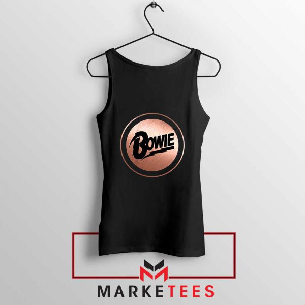 Global Icon Music David Bowie Tank Top