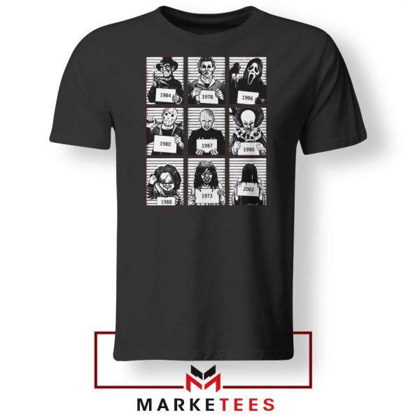 Horror Prison Friends Best Tshirt
