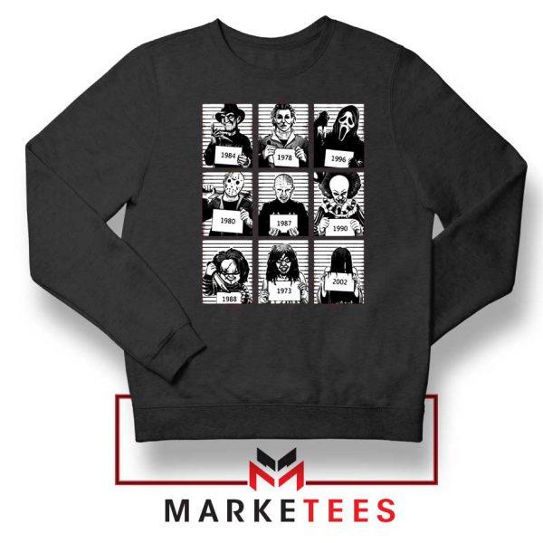 Horror Prison Friends New Sweatshirt