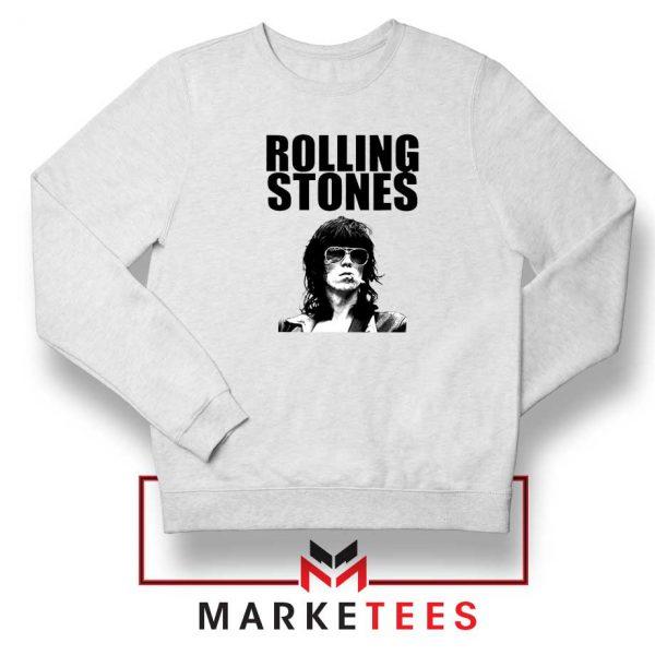 Keith Richards Smoking Sweatshirt