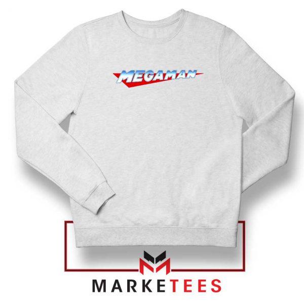 Mega Man Logo Gaming Sweatshirt