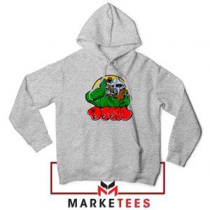 Mf Doom Cheap Rapper Sport Grey Hoodie