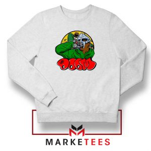 Mf Doom New Rapper Sweatshirt