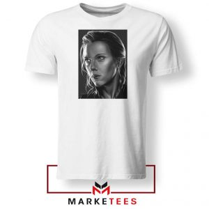 Natasha Romanoff Portrait Best Tshirt