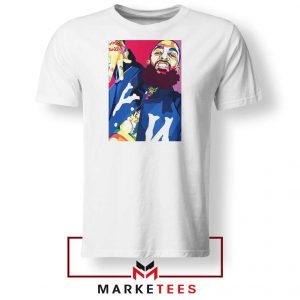 Nipsey Hussle Art Illustration Tshirt