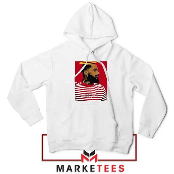 Nipsey Hussle RIP Rapper Hoodie
