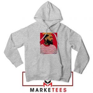 Nipsey Hussle RIP Rapper Sport Grey Hoodie