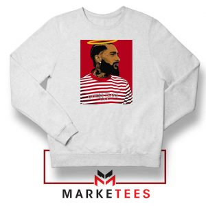 Nipsey Hussle RIP Rapper Sweatshirt